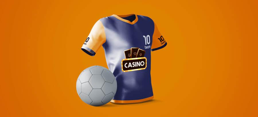 Football and gambling sponsorship
