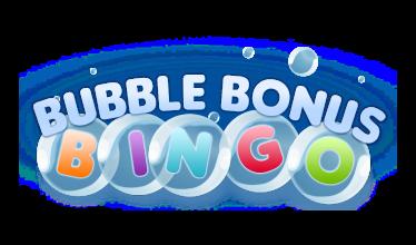 Bubble Bonus Bingo logo