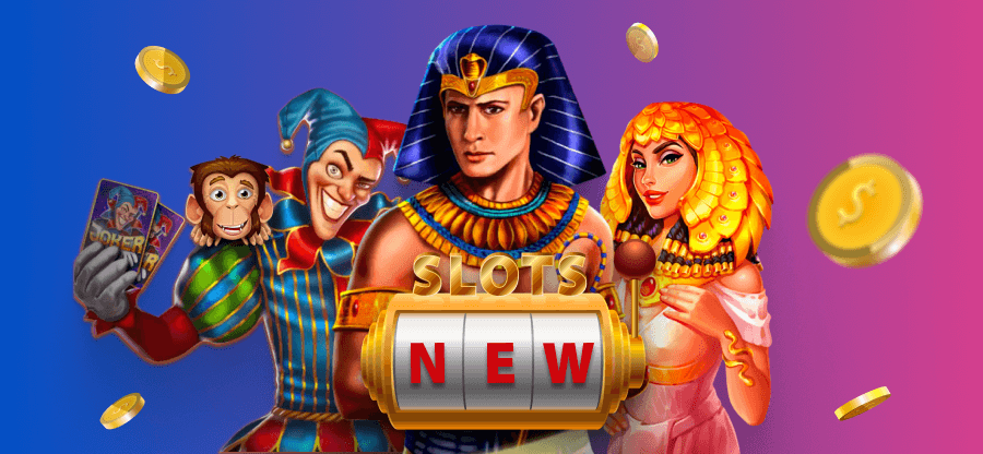 4 New Slot Games Announced