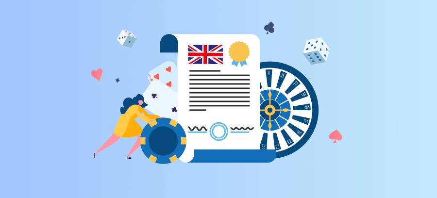 UK gambling licence