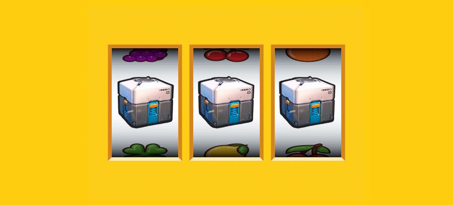 Loot boxes shows psychological similarities to gambling