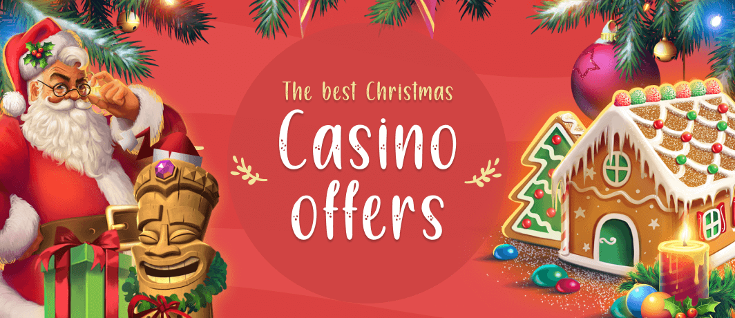 Christmas welcome offers 2020