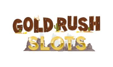 Gold Rush Slots logo