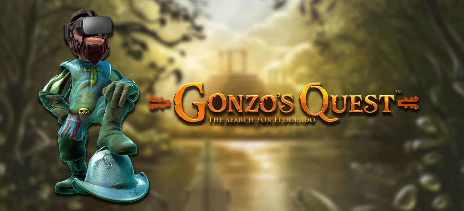 NetEnt unveils Virtual Reality version of Gonzo's Quest