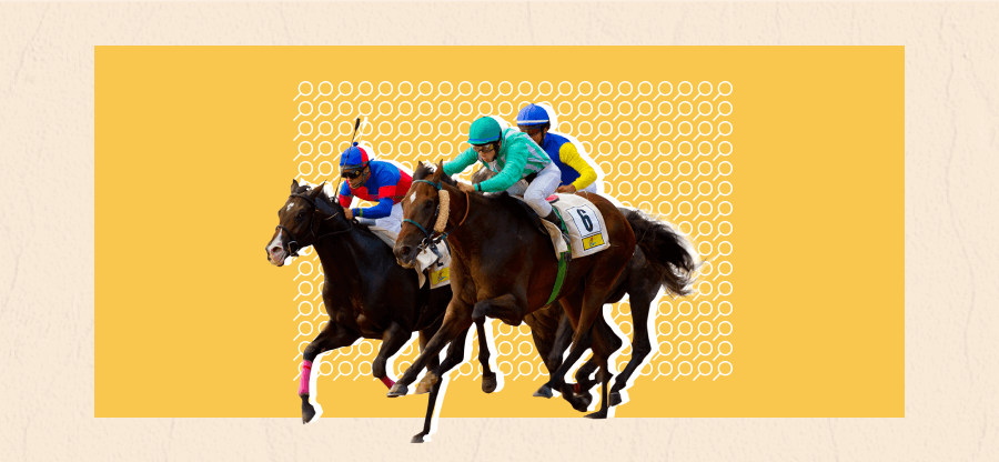 Affordability checks in race betting